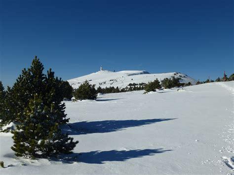 chalet reynard mont ventoux le mont ventoux 1912m par le chalet reynard sortie du 9 d 233 cembre 2012
