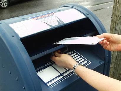 Mail Mailbox Extortion Letter Mailing Property Give