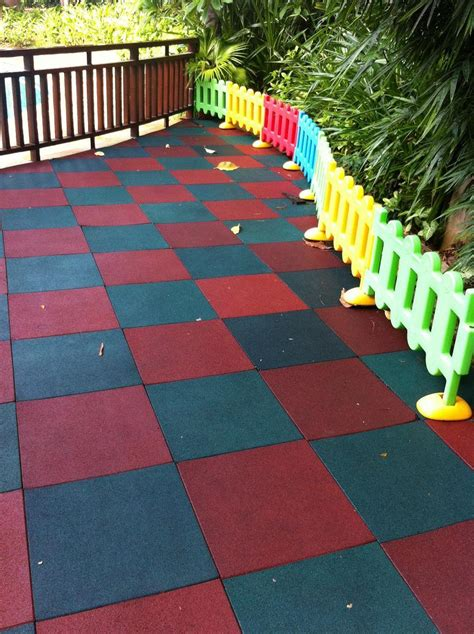 china playground rubber tiles indoor rubber tile outdoor
