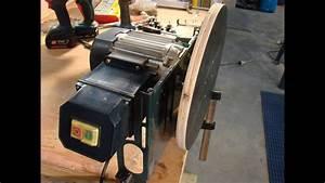 56 Building A Homemade 12 U0026quot  Shop Disc Sander Part 1