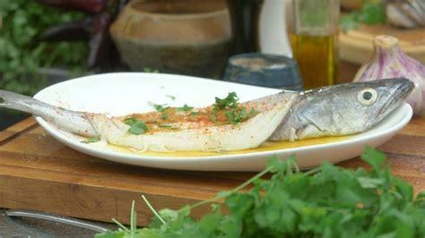 cuisiner du merlu ma recette du merlu à l 39 espagnole à la plancha laurent mariotte
