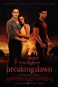 The Twilight Saga: Breaking Dawn - Part 2 Movie Posters ...