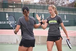 Tennis tops TCU   The Baylor Lariat