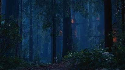 Endor Wars Battlefront Battle Stormtrooper Forest Jungle