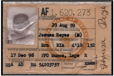 Maybe you would like to learn more about one of these? The Stamp on the Military ID card - Page 2 - JFK Assassination Debate - The Education Forum
