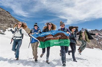 Student Expeditions Geographic National Flag Program