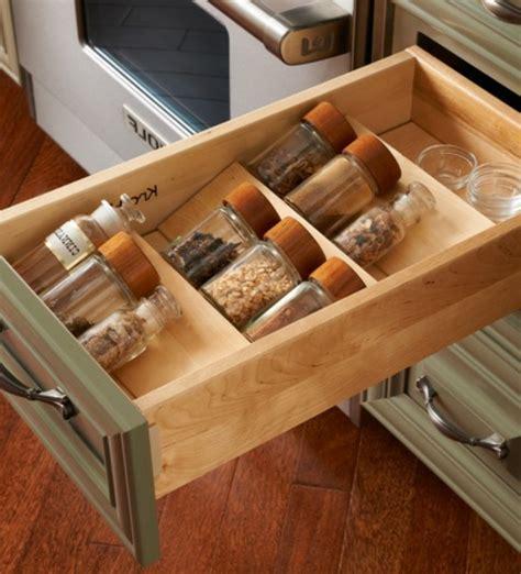 57 Praktische Ideen Für Die Organization Der Küchenschubladen