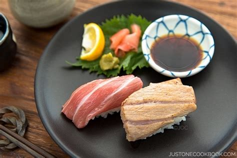 otoro sushi  ways   cookbook