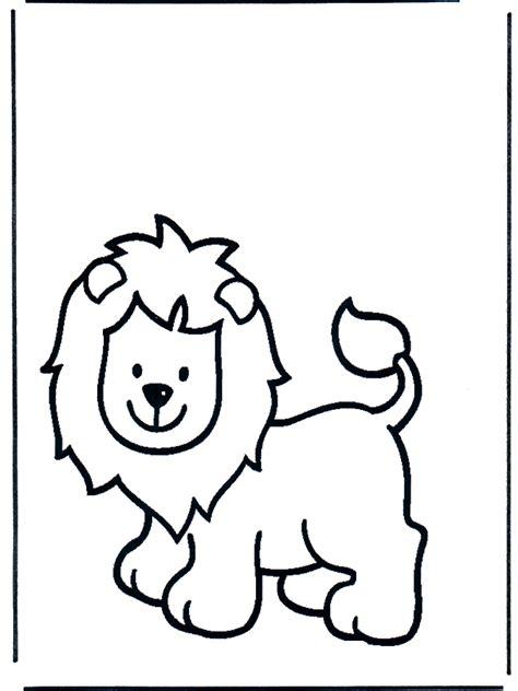 leone  bambini animali