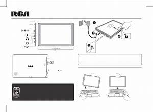 Rca Rct6303w87 Mdk Tablet Quick Start Manual Pdf View  Download