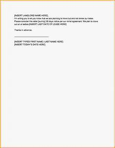 30 day notice to landlord template30 days notice template With 30 day move out notice template