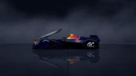 gran turismo  red bull  ps wallpaper