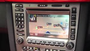 Porsche 911 Pcm 2 0 Navigation Integration