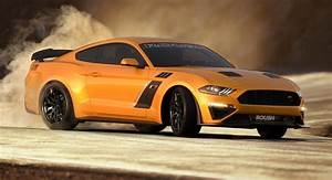 2021 Ford Mustang Roush Stage 3 Specs, Redesign, Engine, Changes   2020 - 2021 Ford