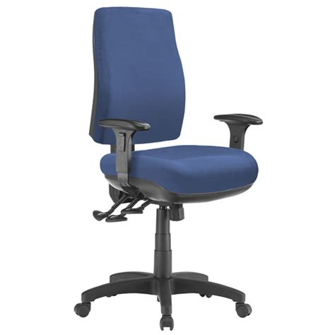 spot big boy square high back ergonomic task chair with