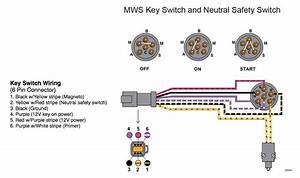 Wiring Boat Key Switch  Wiring Diagram Images Database