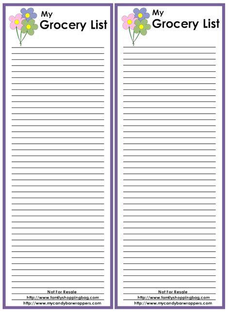 trim healthy mama weekly food log template shopping list template printable free printable grocery