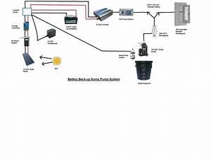 Wiring Diagram For Sump Pump Battery Backup