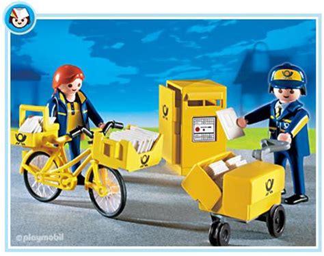 playmobil bureau de poste 14c spécial métiers quot banque poste taxi