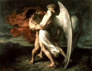 Jacob Wrestles an Angel « angelsangelology