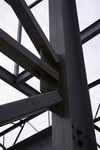 Steel Structure Is Up At Private Residence  U2014 Evstudio