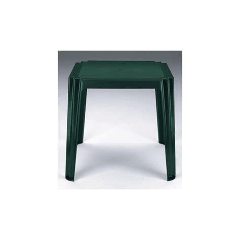 tavoli plastica giardino tavolo impilabile verde mondobrico arredo giardino