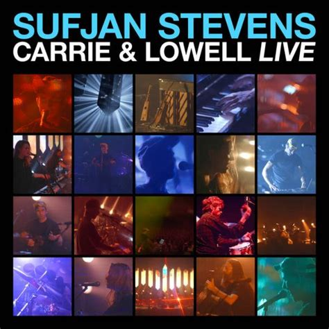 Carrie & Lowell live - Le Canal Auditif