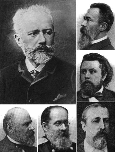 Pyotr Ilyich Tchaikovsky and The Five Wikipedia