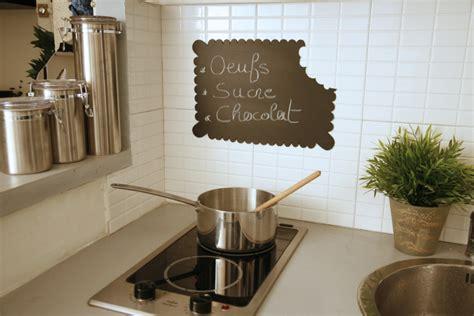 tableau ardoise deco cuisine tableau ardoise memo frigo aoc accessoires cuisine avec