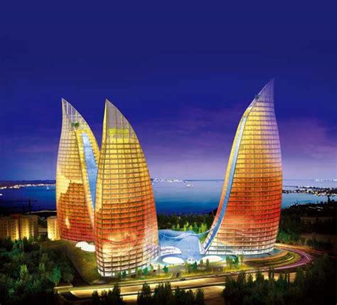 Baku  The Capital Of Azerbaijan  Architecture & Interior