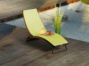 Chaise Et Fauteuil De Jardin : 5 chaises et fauteuils de jardin jardiland elle d coration ~ Teatrodelosmanantiales.com Idées de Décoration