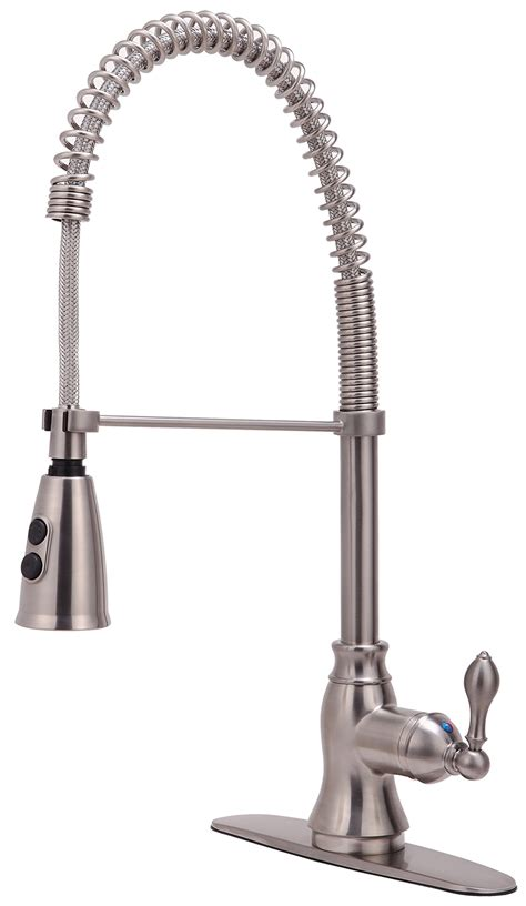 Weco Kitchen And Bath Industry by Derengge Kf 5988 Ss Single Handle Spout Kitchen
