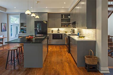 kitchen ideas grey 24 grey kitchen cabinets designs decorating ideas
