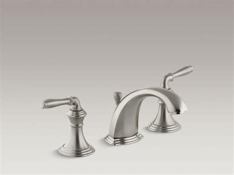 kohler devonshire faucet brushed nickel standard plumbing supply product kohler k 394 4 bn