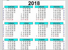 2018 Calendar printable for Free Download India USA UK Download Free Printable 2018 calendars