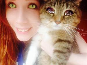 cat and human eye swap - Google Search | Kontemplations ...