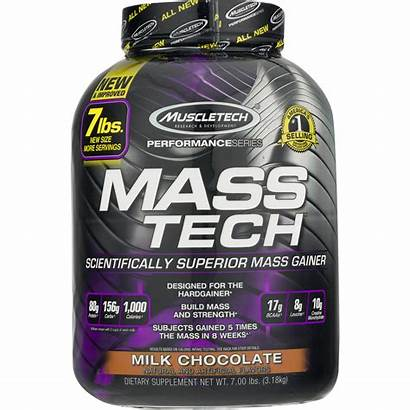 Mass Gainer Protein Tech Milk Powder Chocolate