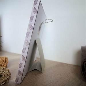 Bilderrahmen Aus Pappe : diy bilderrahmen aus pappe basteln handmade kultur ~ Watch28wear.com Haus und Dekorationen