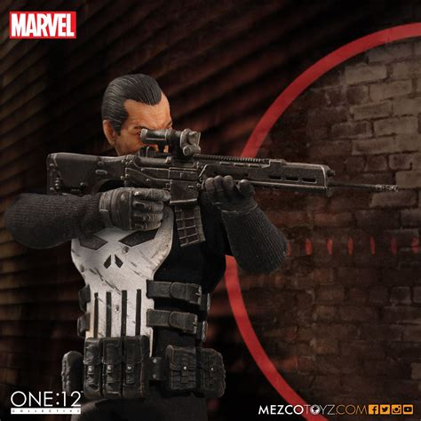 One:12 Collective Marvel's The Punisher Action Figure