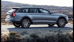 Volvo V90 Cross Country : 2017 volvo v90 cross country interior exterior and drive youtube ~ Medecine-chirurgie-esthetiques.com Avis de Voitures