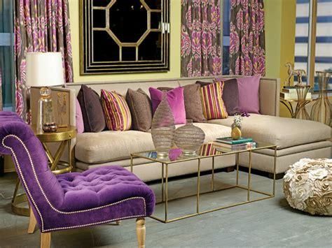 plum sofa decorating ideas plum dandy gramercy sectional eclectic living room