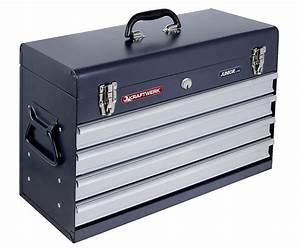 Caisse A Outils A Tiroir : coffre outils kraftwerk avec 4 tiroirs 1 compartiement ~ Dailycaller-alerts.com Idées de Décoration