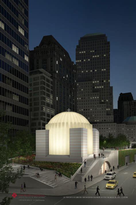 St Nicholas Center St Nicholas Ground Zero Out Of The Ashes A Symbol