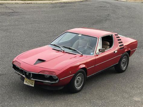 Alfa Romeo Montreal For Sale Usa by 1973 Alfa Romeo Montreal For Sale 1910037 Hemmings