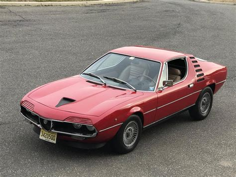 1973 Alfa Romeo Montreal For Sale #1910037 Hemmings