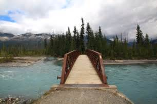 British Columbia Kootenay National Park Map