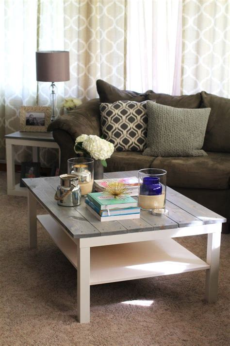 Ryobi compound miter saw with laser. DIY: Farmhouse Coffee Table | TheSubtleStatement.com | Coffee table furniture, Decorating coffee ...