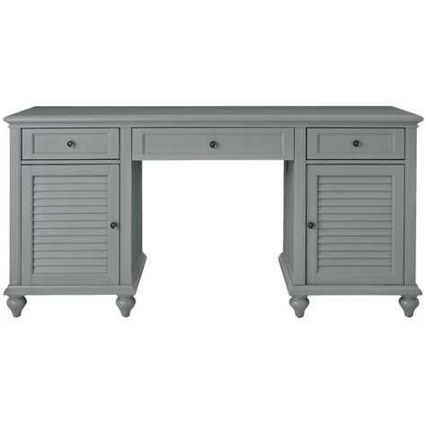 gray desk with drawers writing desk with file drawer small computer desk with