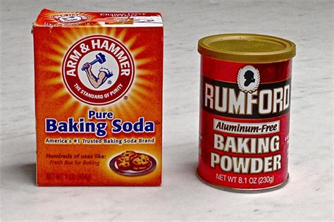 baking powder vs baking soda a must know here s the difference between baking powder and baking soda tamil cookery
