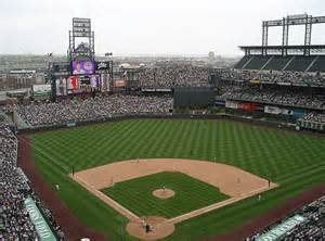 Colorado Rockies Coors Field
